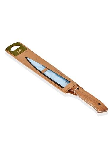 Cutt Şef Bıçağı Mavi 20 Cm-The Mia